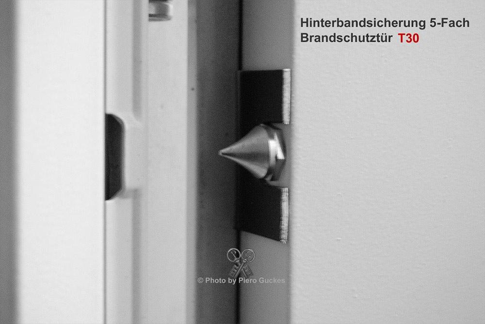 Schlüsseldienst Frankfurt: Hinterbrandsicherung 5-fach